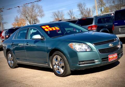 2009 Chevrolet Malibu for sale at SOLOMA AUTO SALES in Grand Island NE