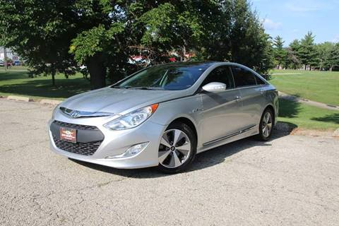 2011 Hyundai Sonata Hybrid for sale in Springfield, IL