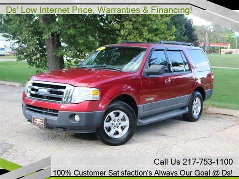 Ford expedition for sale in springfield il for Parkway motors inc springfield il