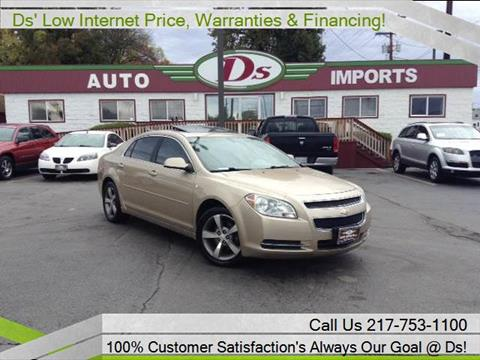 2008 Chevrolet Malibu for sale in Springfield, IL