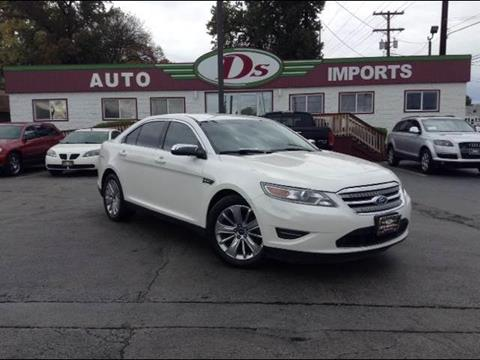 2011 Ford Taurus for sale in Springfield, IL