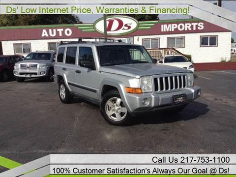 2006 Jeep Commander for sale in Springfield, IL