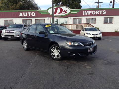 2008 Subaru Impreza for sale in Springfield, IL