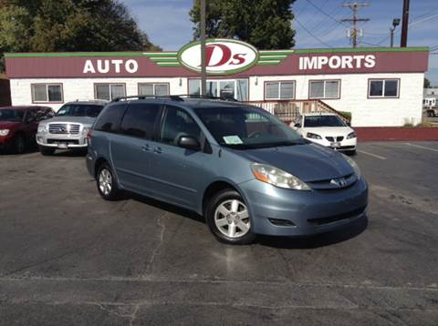 2006 Toyota Sienna for sale in Springfield, IL