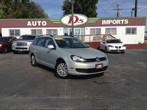 2011 Volkswagen Jetta for sale in Springfield, IL