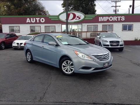 2011 Hyundai Sonata for sale in Springfield, IL