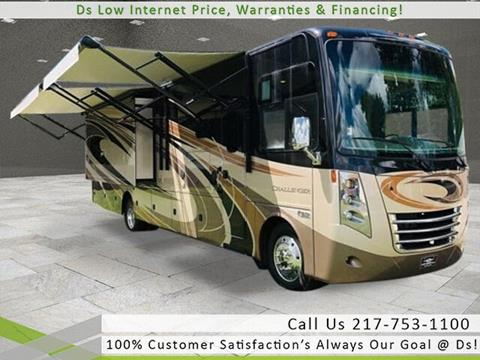 2016 Ford Motorhome Chassis for sale in Springfield, IL
