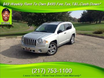 2008 Jeep Compass for sale in Springfield, IL