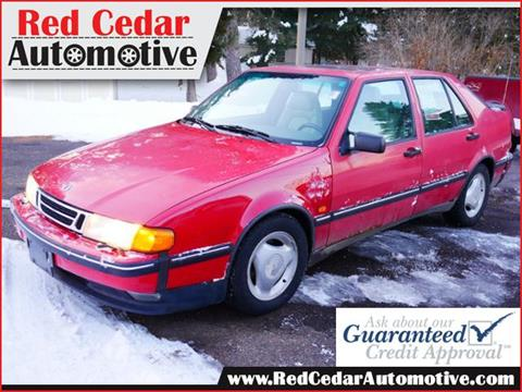 1997 Saab 9000 for sale in Menomonie, WI