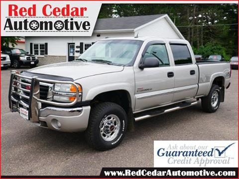 2004 GMC Sierra 2500HD for sale in Menomonie, WI