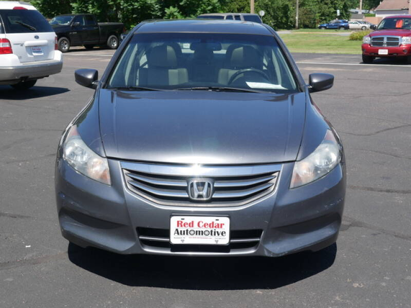 2011 Honda Accord EX-L 4dr Sedan - Menomonie WI