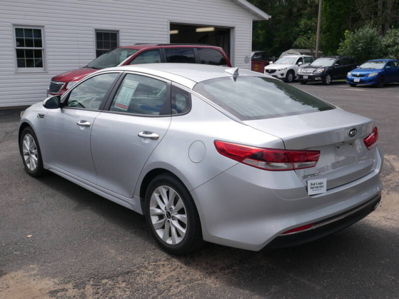 2016 Kia Optima LX 4dr Sedan - Menomonie WI