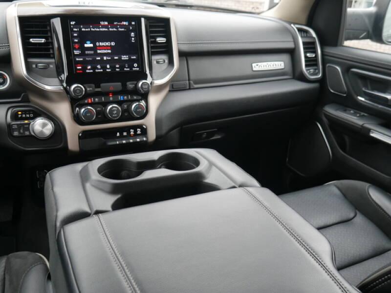 2020 RAM Ram Pickup 1500 4x4 Laramie 4dr Crew Cab 5.6 ft. SB Pickup - Menomonie WI