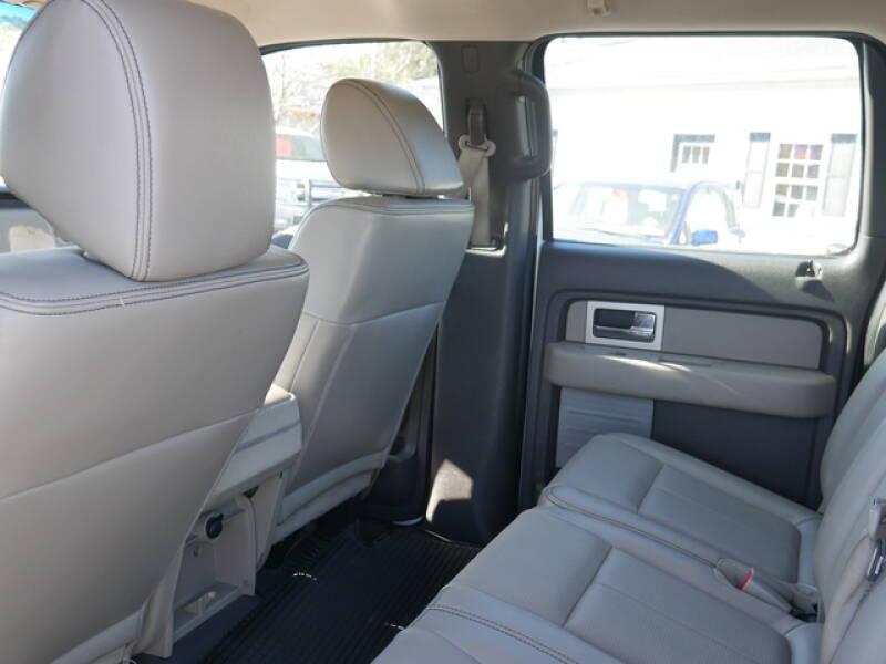 2010 Ford F-150 XL - Menomonie WI
