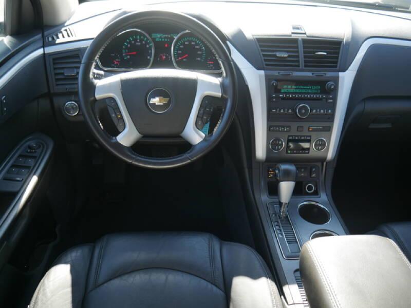 2012 Chevrolet Traverse AWD LT 4dr SUV w/ 2LT - Menomonie WI