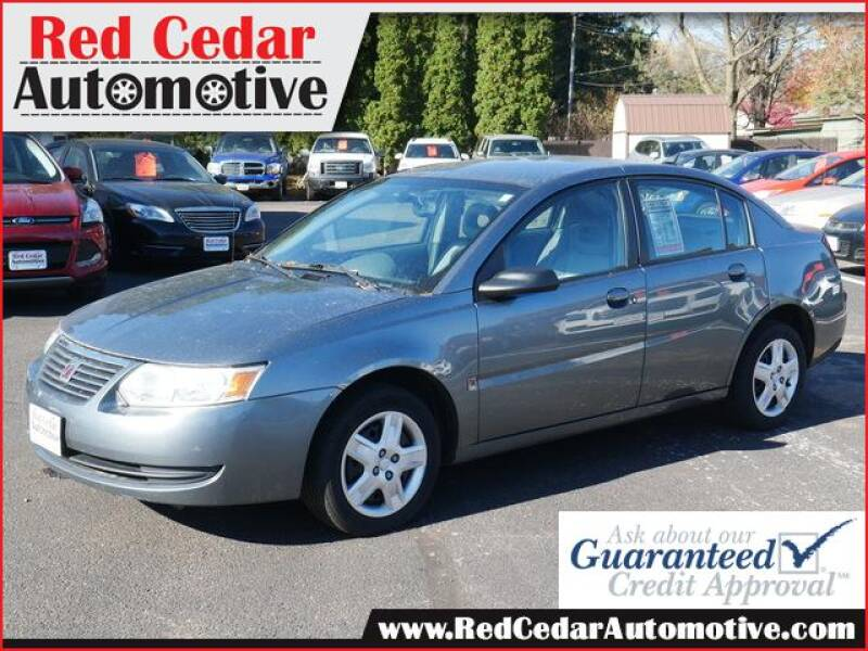 2007 Saturn Ion 2 4dr Sedan 4A - Menomonie WI