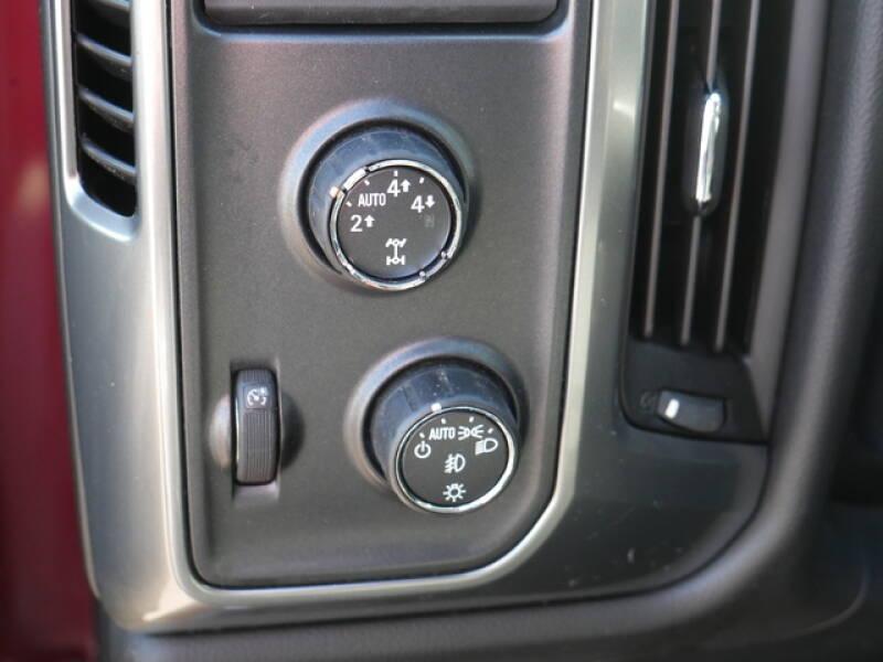 2014 Chevrolet Silverado 1500 4x4 LT 4dr Double Cab 6.5 ft. SB - Menomonie WI