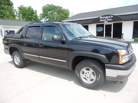 2005 Chevrolet Avalanche for sale in Paoli, IN