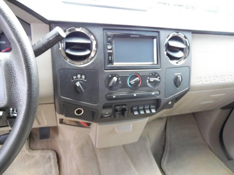 2008 Ford F-350 Super Duty XLT 4dr Crew Cab 4WD LB DRW - Paoli IN