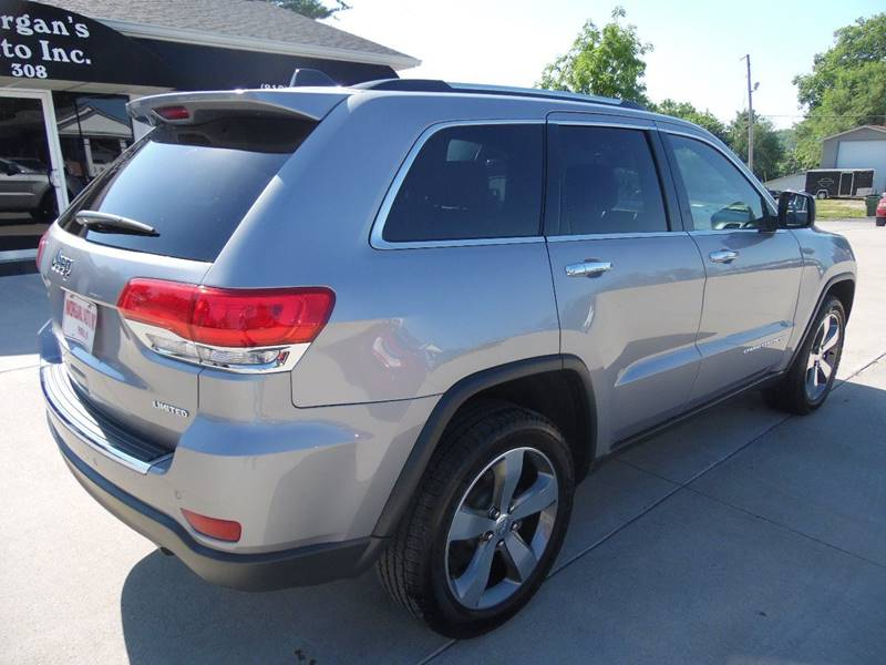 2015 Jeep Grand Cherokee 4x4 Limited 4dr SUV - Paoli IN