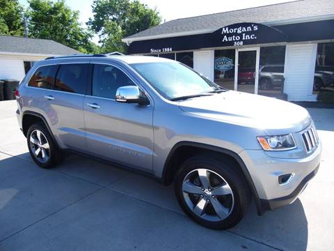 2015 Jeep Grand Cherokee for sale in Paoli, IN