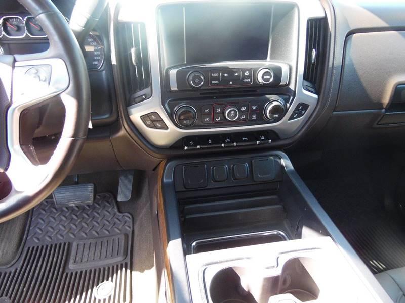 2015 GMC Sierra 1500 4x4 SLT 4dr Crew Cab 5.8 ft. SB - Paoli IN