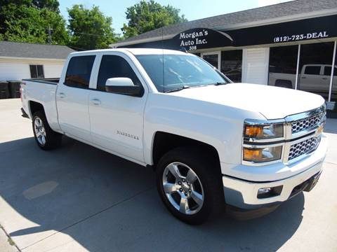 2015 Chevrolet Silverado 1500 for sale in Paoli, IN