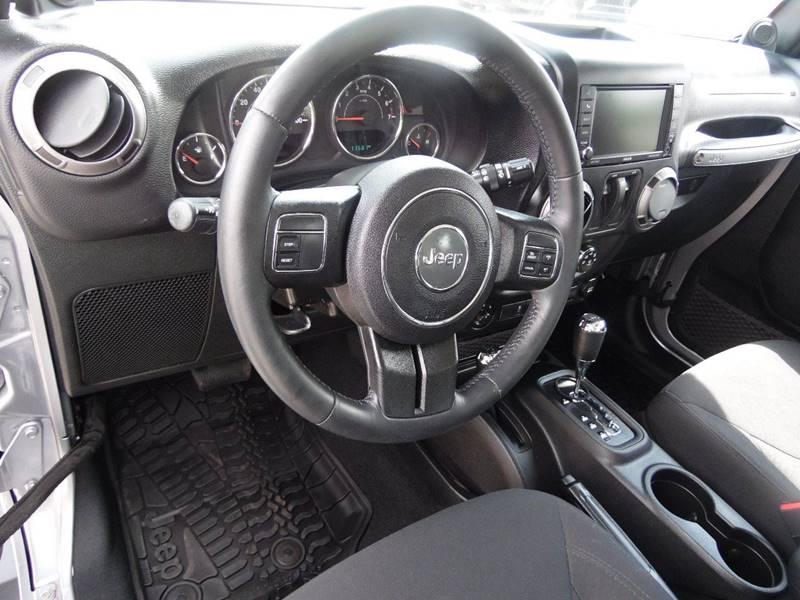 2014 Jeep Wrangler 4x4 Sport 2dr SUV - Paoli IN