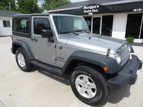 2014 Jeep Wrangler for sale in Paoli, IN