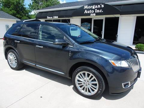 2013 Lincoln MKX for sale in Paoli, IN
