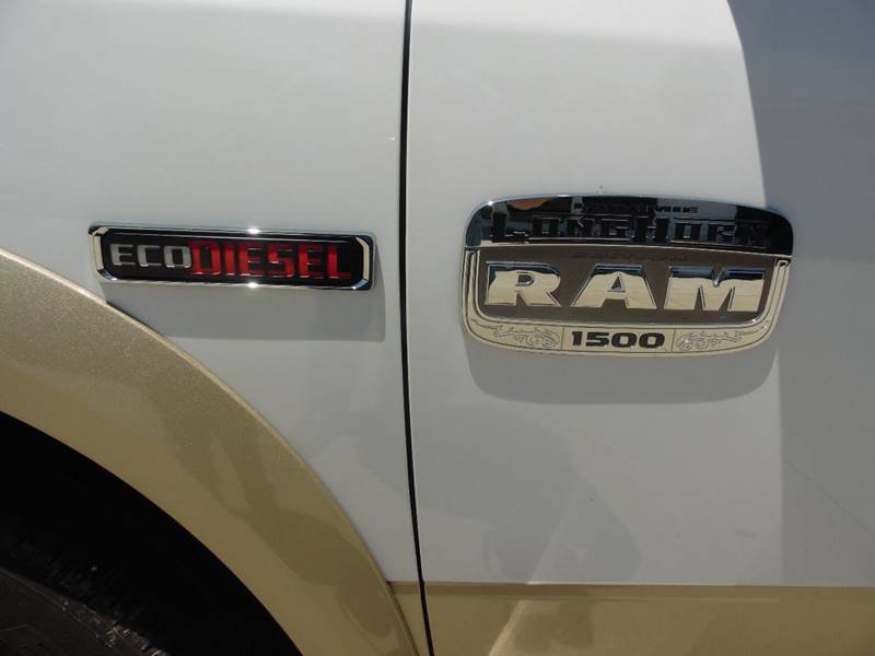2015 RAM Ram Pickup 1500 4x4 Laramie Longhorn 4dr Crew Cab 6.3 ft. SB Pickup - Paoli IN