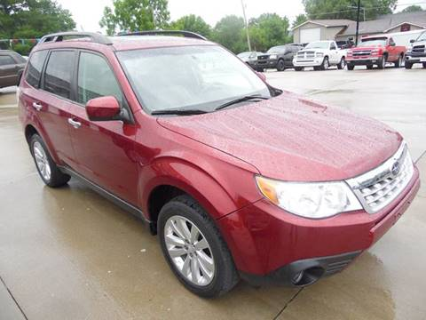 2011 Subaru Forester for sale in Paoli, IN