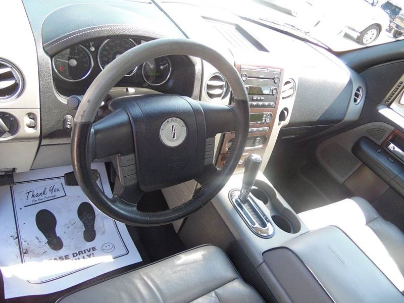 2006 Lincoln Mark LT 4dr SuperCrew 4WD SB - Paoli IN