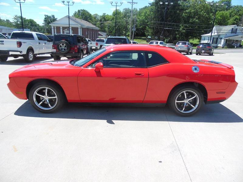 2010 Dodge Challenger SE 2dr Coupe - Paoli IN