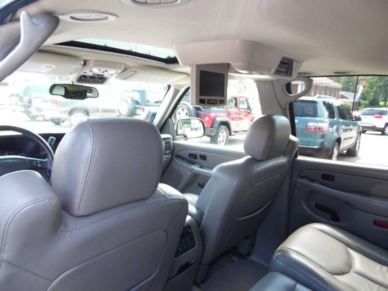2005 Chevrolet Tahoe Z71 4WD 4dr SUV - Paoli IN