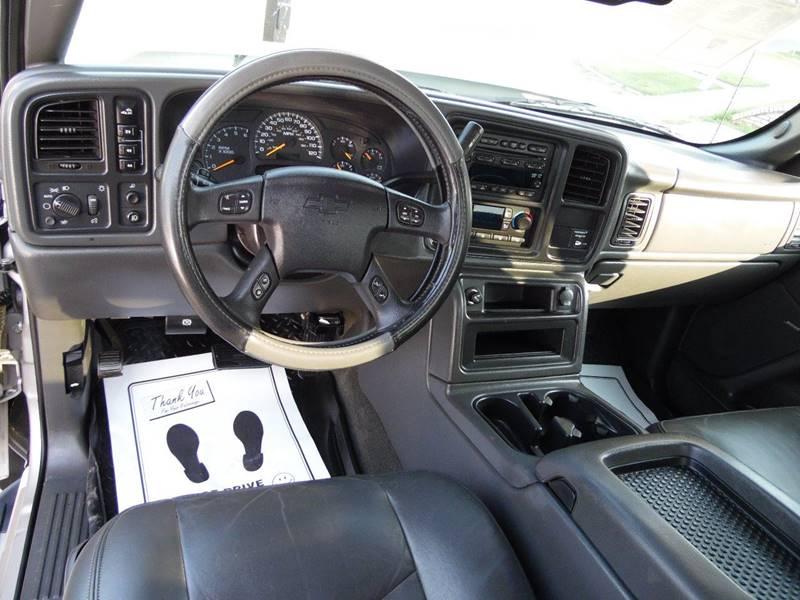 2005 Chevrolet Silverado 2500HD 4dr Extended Cab LT 4WD SB - Paoli IN