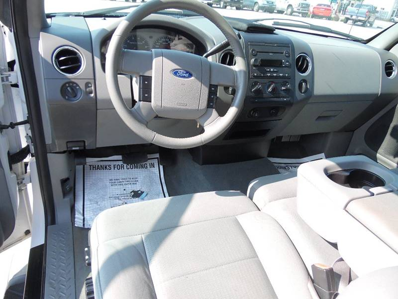 2007 Ford F-150 XLT 4dr SuperCab 4WD Styleside 6.5 ft. SB - Paoli IN