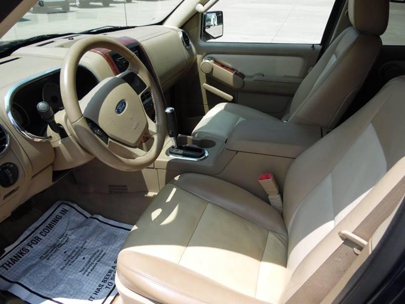 2007 Ford Explorer Eddie Bauer 4dr SUV 4WD V6 - Paoli IN