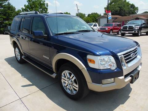 2007 Ford Explorer for sale in Paoli, IN