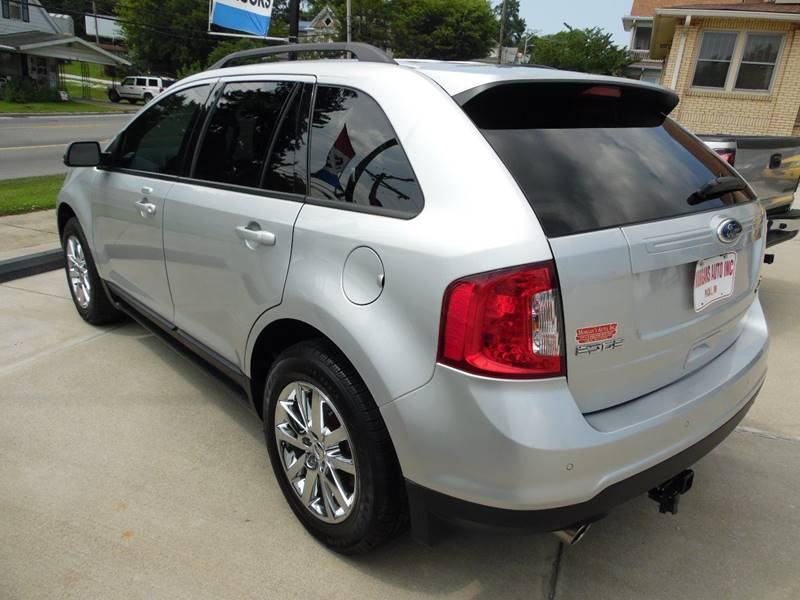 2012 Ford Edge SEL 4dr Crossover - Paoli IN