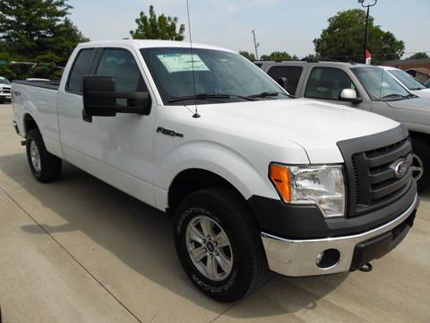 2012 Ford F-150 for sale in Paoli, IN