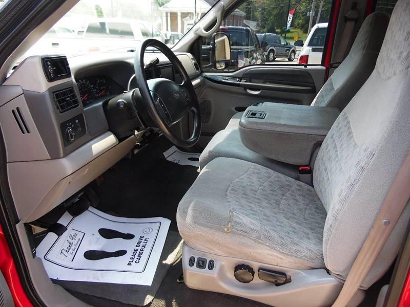 2000 Ford F-350 Super Duty XLT 4dr 4WD Crew Cab LB - Paoli IN