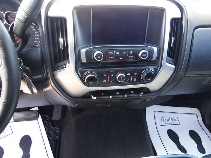 2015 GMC Sierra 1500 4x4 SLE 4dr Crew Cab 5.8 ft. SB - Paoli IN