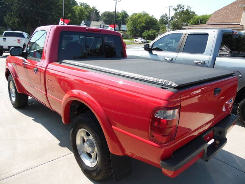 2003 Ford Ranger 2dr Standard Cab Edge Plus 4WD SB - Paoli IN
