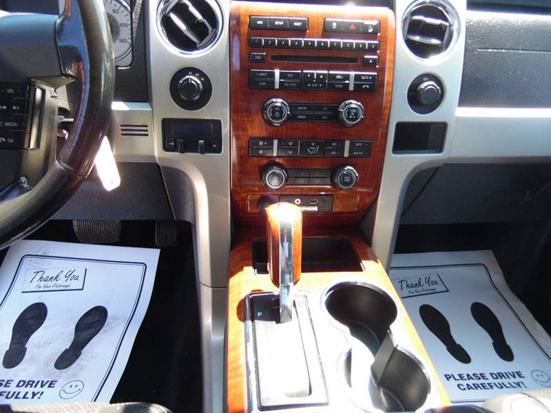 2010 Ford F-150 4x4 Lariat 4dr SuperCrew Styleside 6.5 ft. SB - Paoli IN