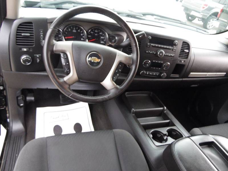 2008 Chevrolet Silverado 1500 4WD LT1 4dr Extended Cab 6.5 ft. SB - Paoli IN