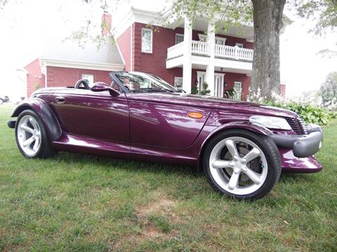 1999 Plymouth Prowler for sale in Paoli, IN