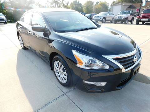 2015 Nissan Altima for sale in Paoli, IN
