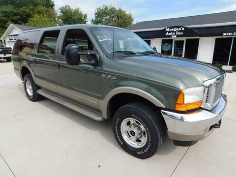 2000 Ford Excursion for sale in Paoli, IN