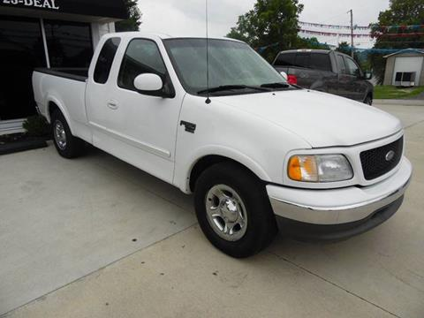 2002 Ford F-150 for sale in Paoli, IN